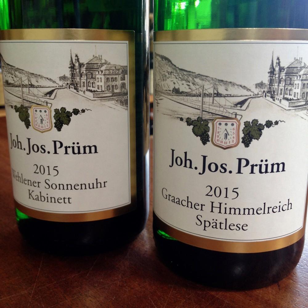 Joh jos prum 2015 new arrivals new arrivals seifert for Prum turen preisliste 2015